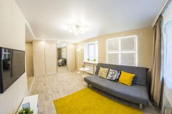 תמונה של Apartment in the center on Pochtovaya 25 באומסק