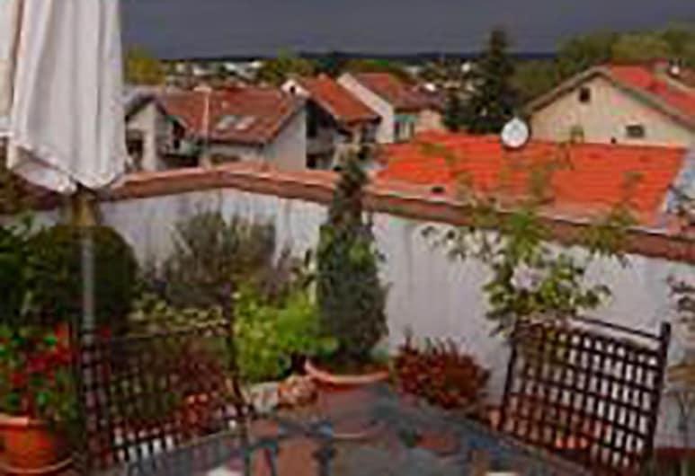 露西亞別墅公寓和客房酒店, 斯拉逢斯基布羅, 陽台
