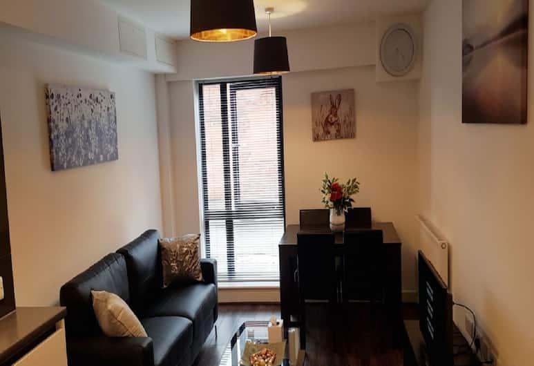 KCS Luxury Apartment - Birmingham City Centre, Birmingham, Lounge