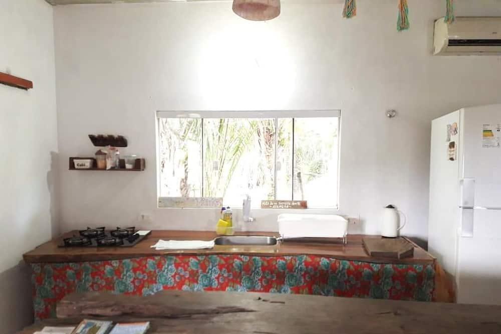 Namiot - Wspólna kuchnia
