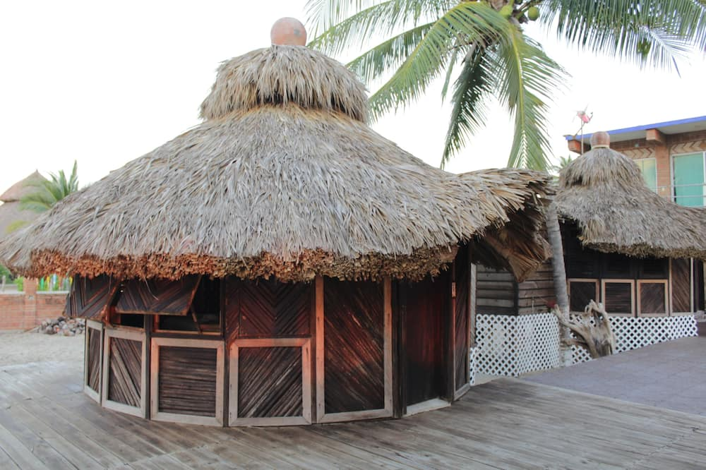Cabin trăng mật - Phòng