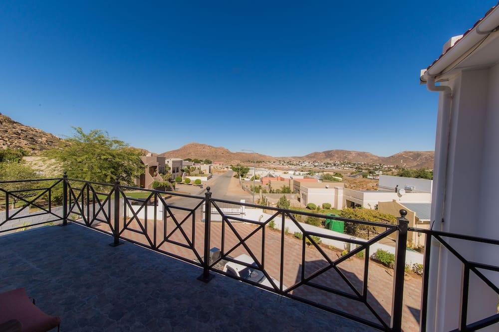 Habitación familiar - Vista al balcón