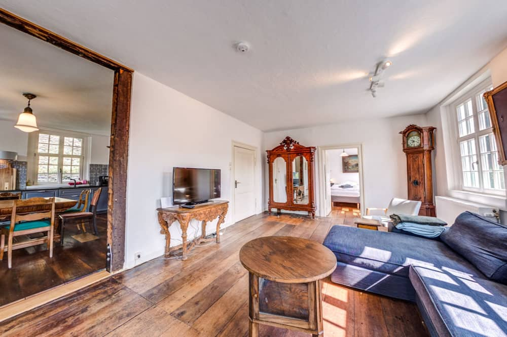 Exclusief appartement (Tuchmacher-Suite) - Woonruimte