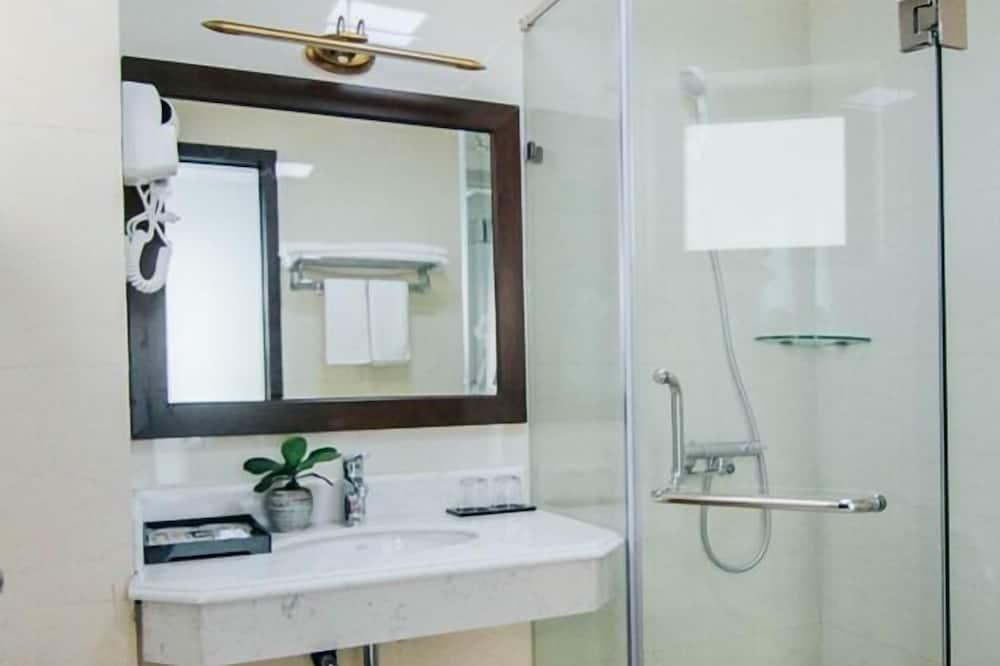 高級雙床房 - 浴室