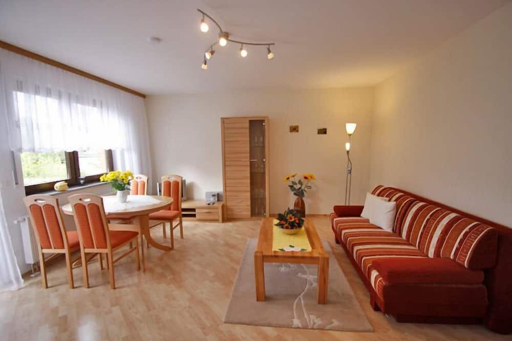Apartment (Sonnenblume) - Living Area