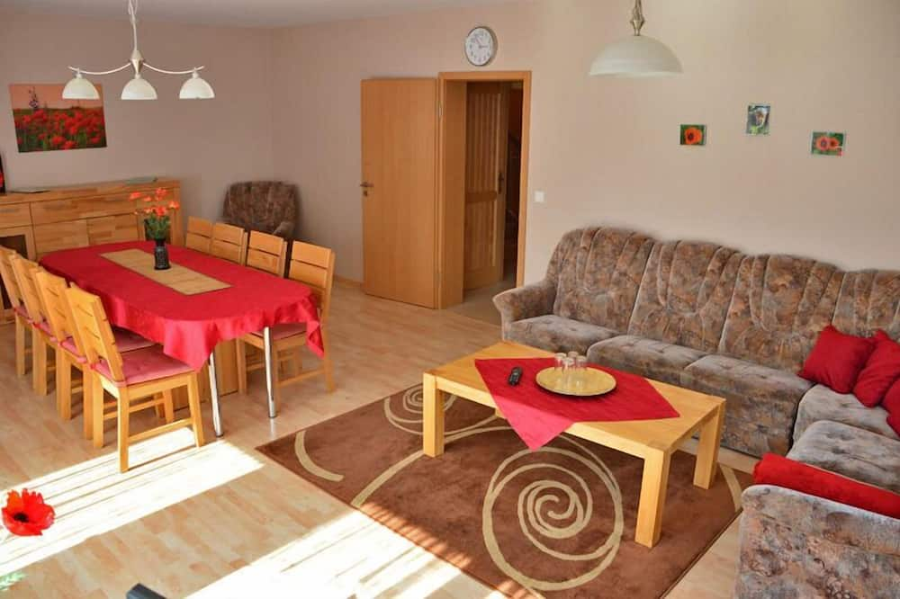 Appartement (Mohnblume) - Restauration dans la chambre