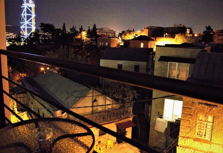 雙子酒店, 第比利斯, 陽台