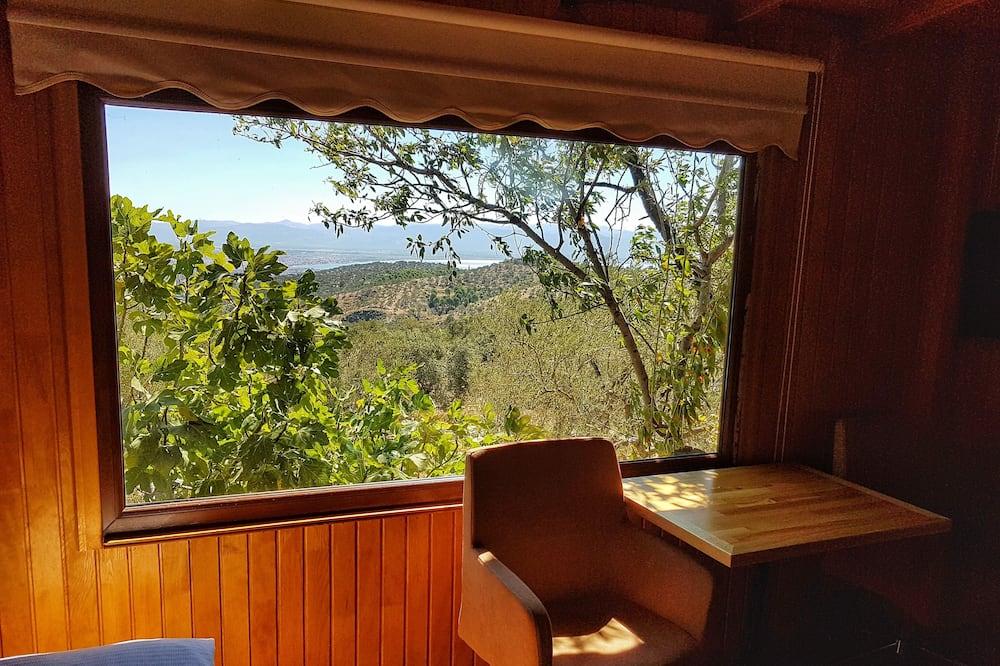 Bungalow, gedeeltelijk uitzicht op zee - Woonruimte