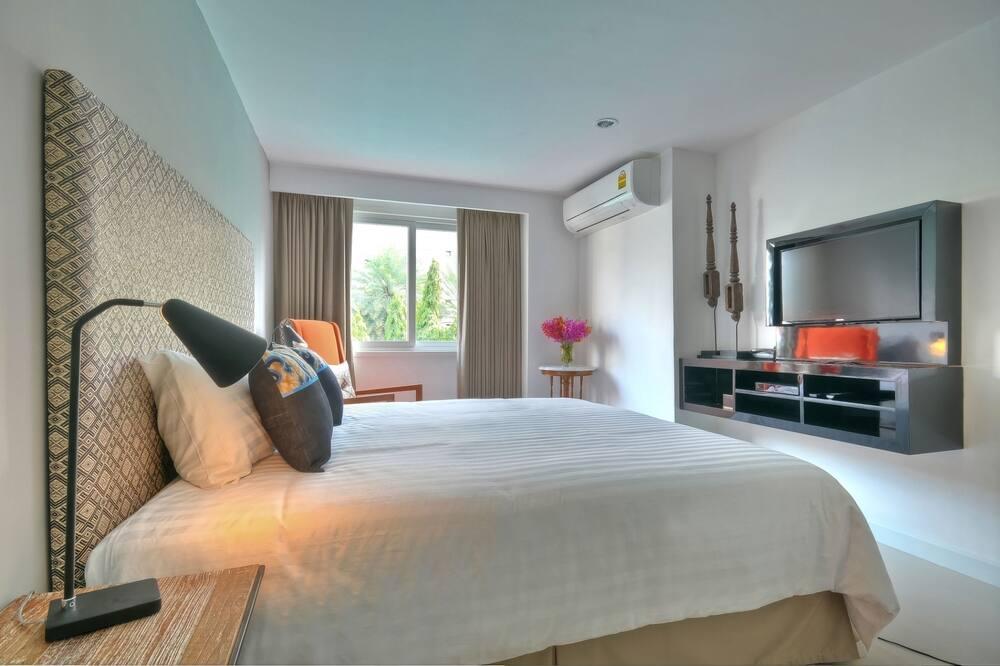 Deluxe Triple Room - Δωμάτιο επισκεπτών