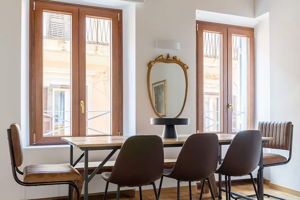 Pasti in camera