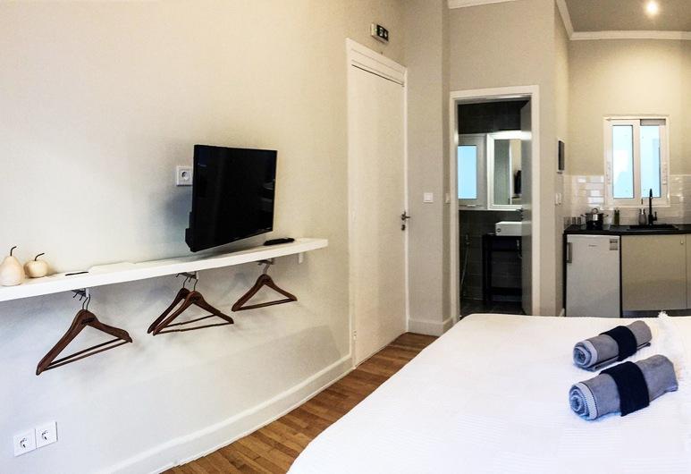 Filopappou Hill Apartment, Atény, Apartmán, Izba