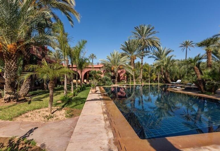 Villa Rose, Marrakech, Udendørs pool