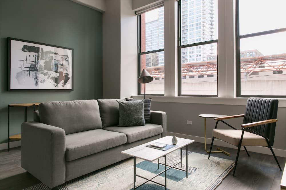 Apartmán typu Deluxe, 1 spálňa, terasa - Vybraná fotografia