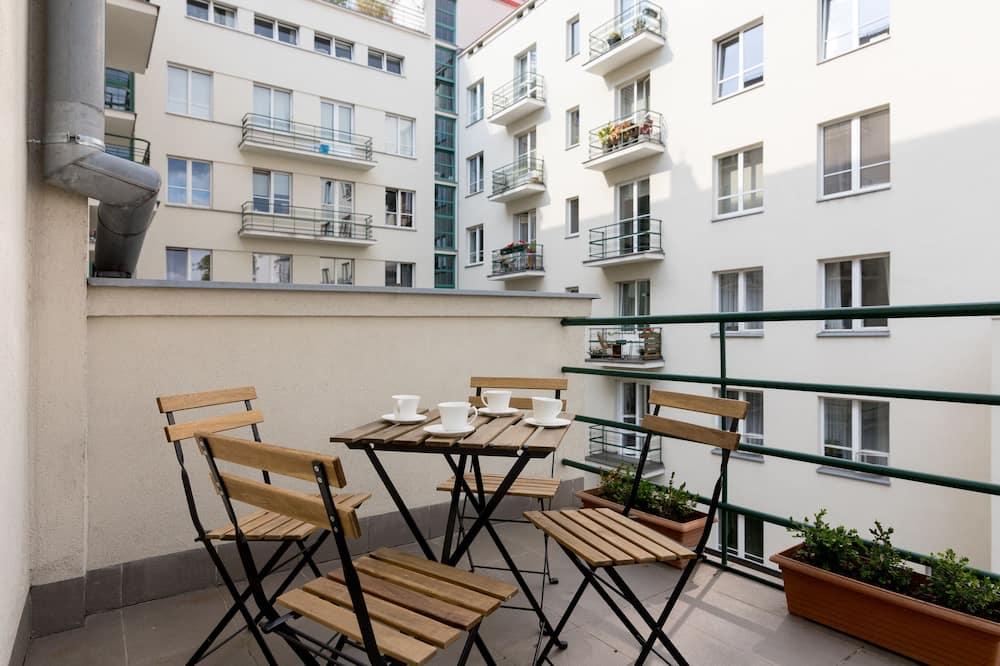 Apartmán typu Superior - Balkón