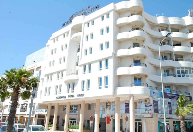 阿佐爾公寓飯店, 阿加迪爾