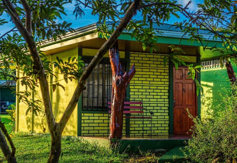 里約塞萊斯特溫泉藍色旅館, 比哈瓜, 酒店正面