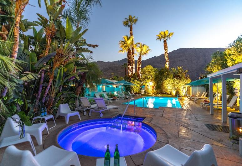 美景綠洲 - 棕櫚泉飯店 - 僅供成人入住, 棕泉市, 花園