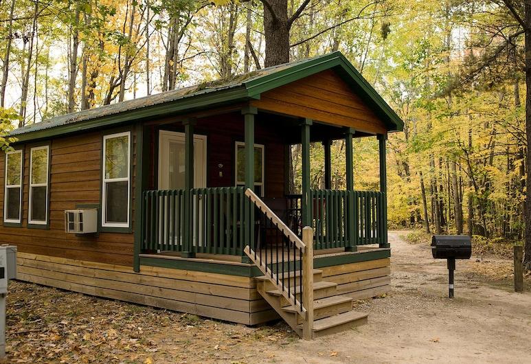 Pere Marquette River KOA Campground, Бранч, Место для пикника