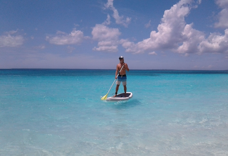 WANALAÏ, Đảo Lifou, Bãi biển