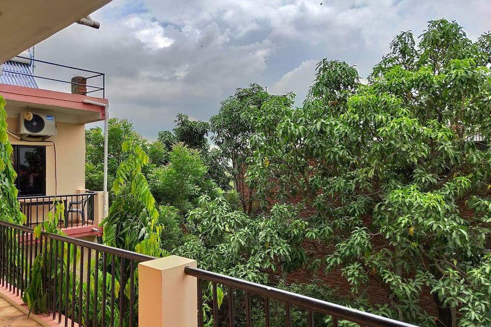 豪華雙人房 - 庭園景