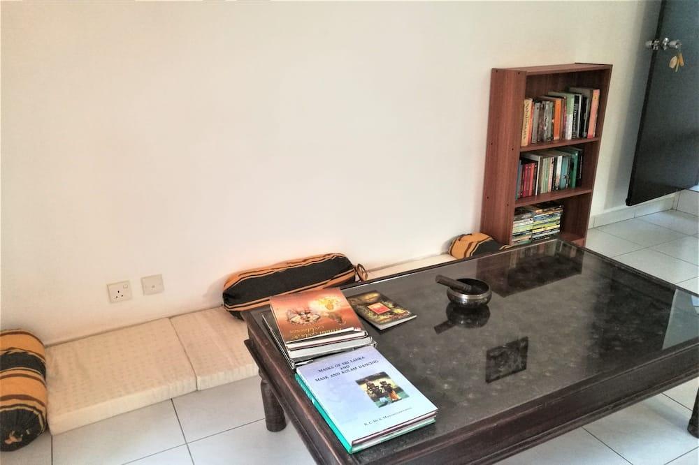Twin Room, Balcony - Living Area
