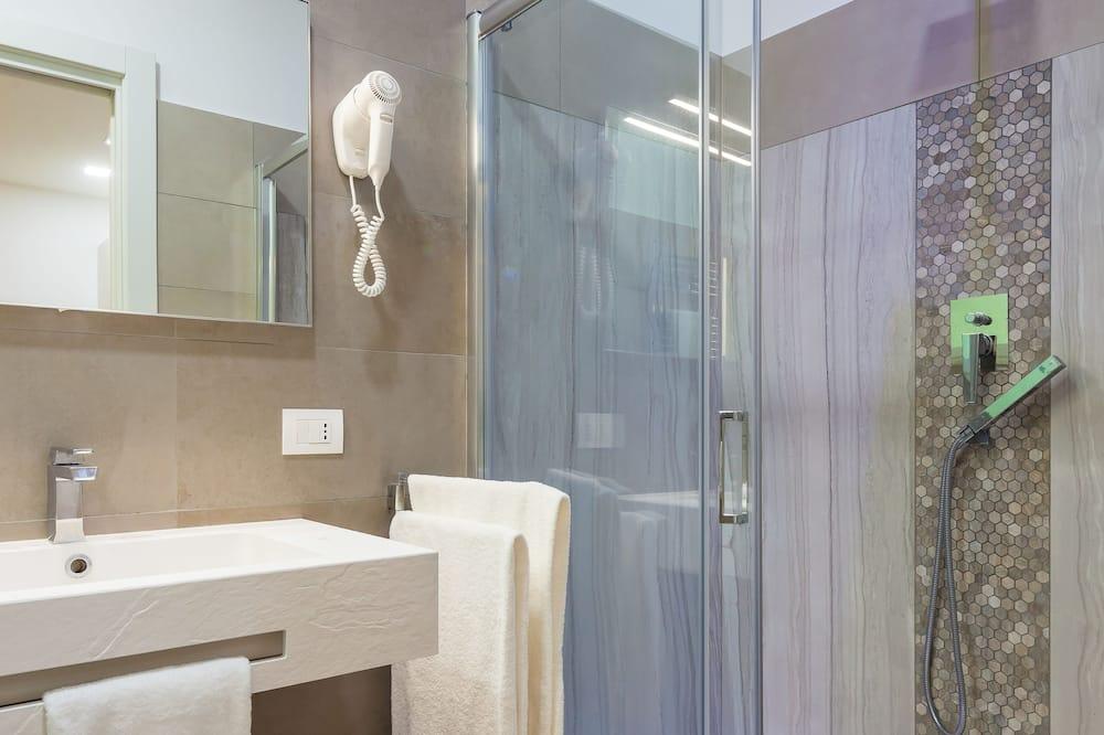 雙人或雙床房, 露台 (Green) - 浴室