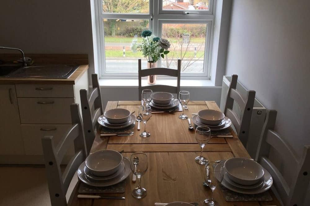 อพาร์ทเมนท์ - บริการอาหารในห้องพัก