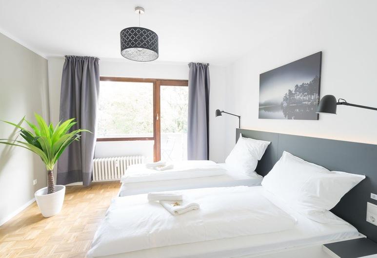 Glück Auf Appartements Kammerstraße, Duisburgo, Departamento básico, Habitación