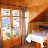 Penthouse, 2Schlafzimmer, Balkon - Wohnbereich