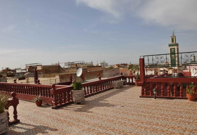 Riad Royal, Meknes, Terasa