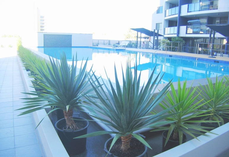 128 On The Terrace, East Perth, Piscine en plein air