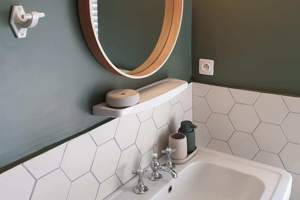 Double Room (Bouleau) - Bathroom