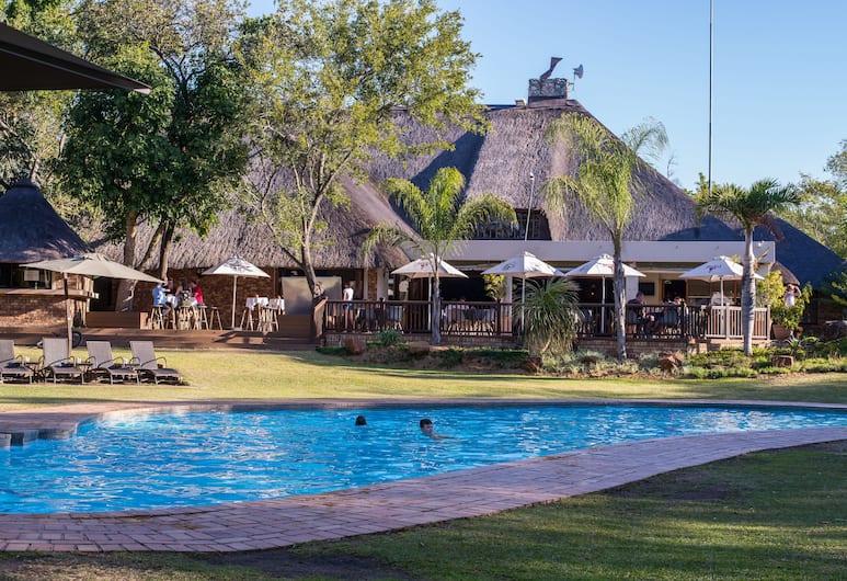 Kruger Park Lodge unit No. 610A, Hazyview, Pool
