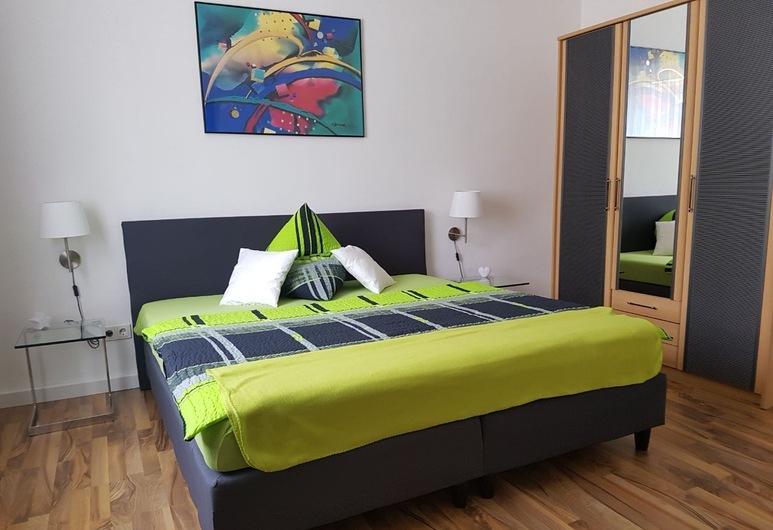 Lorenz Apartment, Hattingen, Departamento, vista al jardín, Habitación