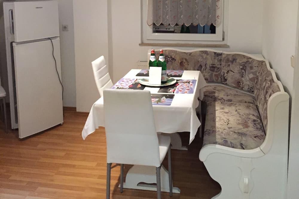 Lägenhet Superior - Matservice på rummet