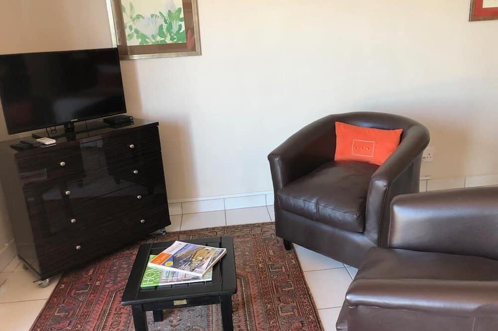 Quarto Duplo Comfort (Protea) - Área de Estar
