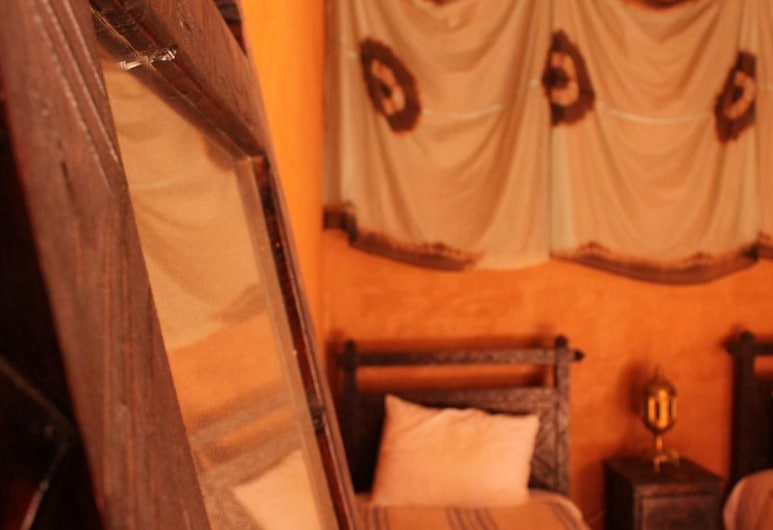 Gite Hassani, Goulimime, Double or Twin Room, Bilik Tamu