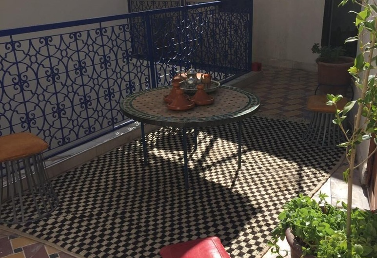 dar yenna, Marrakech