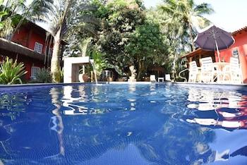 Foto van Pousada Palmeira Imperial in Paraty