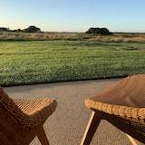 Deluxe-Doppel- oder -Zweibettzimmer - Terrasse/Patio