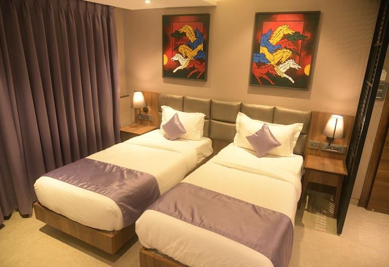 HOTEL BINDRA SUPREMACY, Mumbai, Pokój Executive, Pokój