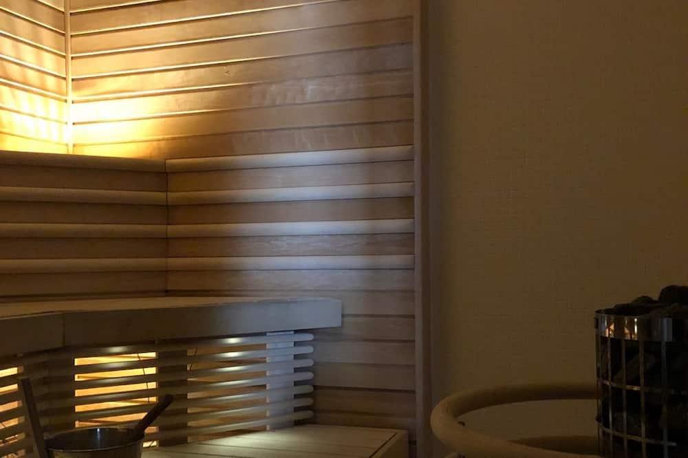 Kamar Grand, sauna - Kamar mandi