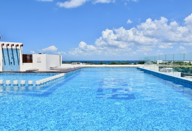 Solea 34 by Casago, Playa del Carmen, Rooftop Pool