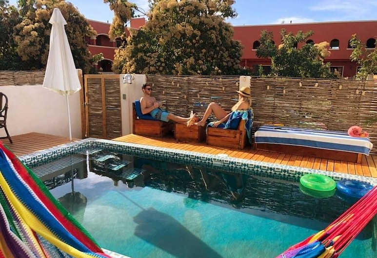 Casa Morelos Hotel, Todos Santos, Venkovní bazén