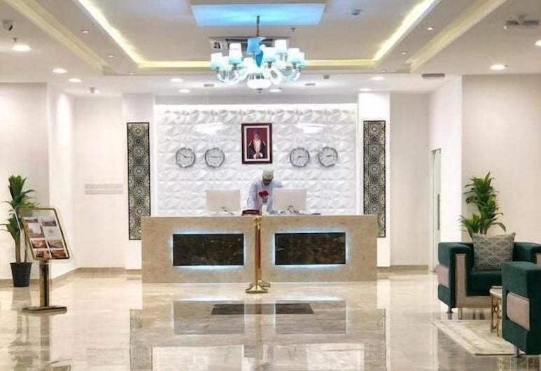 Salalah Royal Hotel Suites, Salalah, Lobby