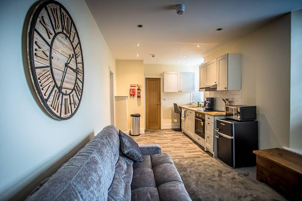 Apartment 3 - Вітальня