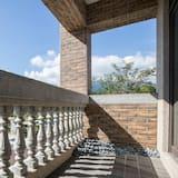 Standarta četrvietīgs numurs - Balkons