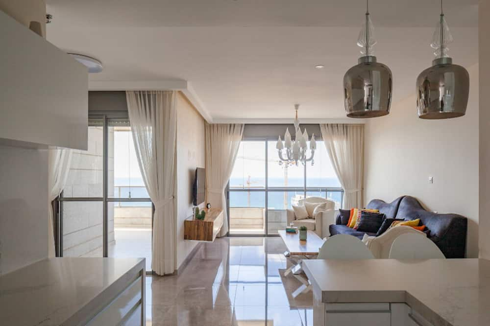 Appartement Luxe - Coin séjour