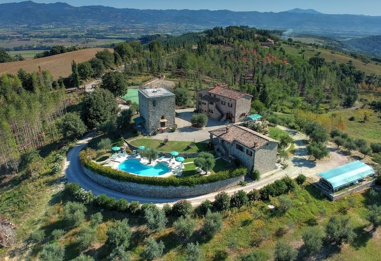 Piccolo Borgo Torre di Celle, Monte Santa Maria Tiberina