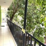 Standard Quadruple Room - Balcony View